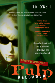 Northwoods Pulp Reloaded 2021 Cover